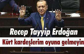 Recep Tayyip Erdoğan, Partisinin TBMM Grup Toplantısı'nda Konuştu
