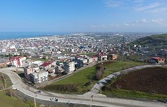 Tekkeköy'ün En Büyük İkinci Mahallesine Cami Yapımına Başlandı